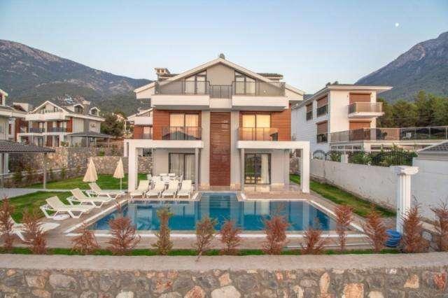 Demand for detached villas in Turkey is increasing