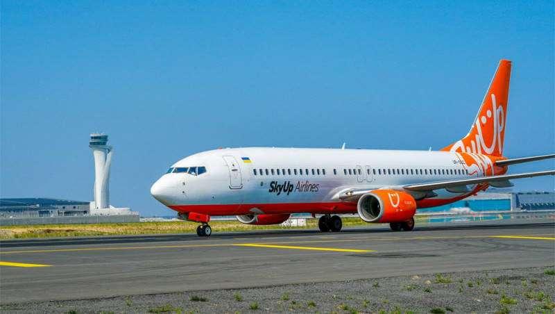 SkyUp launches flights to İstanbul from Kharkiv and Zaporizhzhia