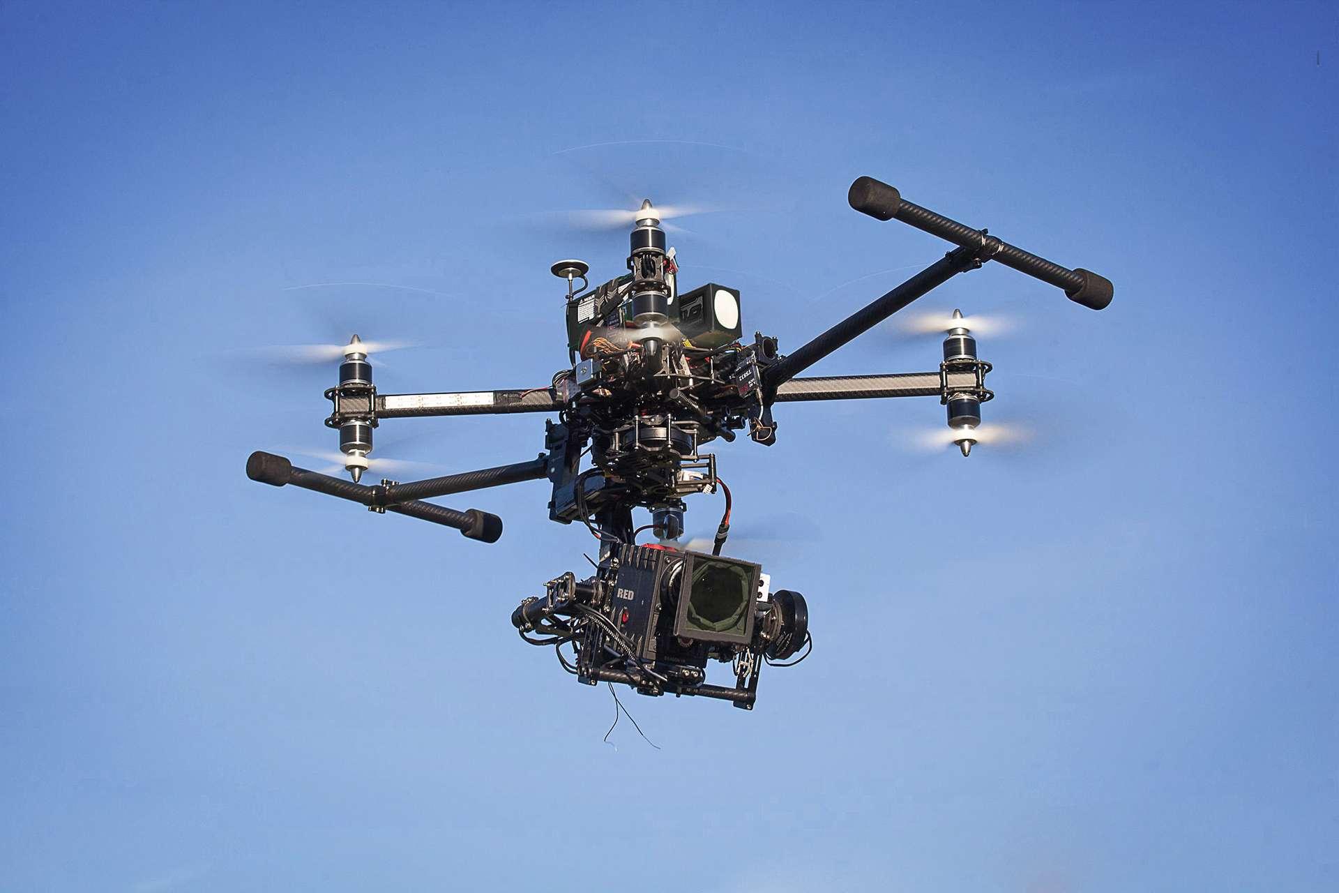 Drone festival in Turkey