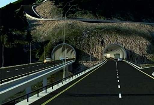 Longest tunnel in Europe nears completion in Turkey