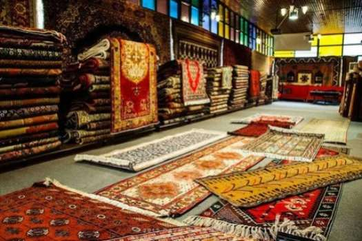 Turkish carpets are popular in 174 countries