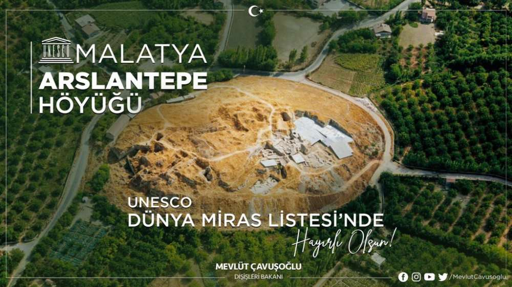 Another Turkish landmark included in the UNESCO list