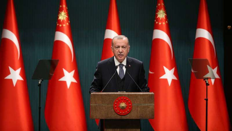 Erdoğan announced new restrictions on Ramadan
