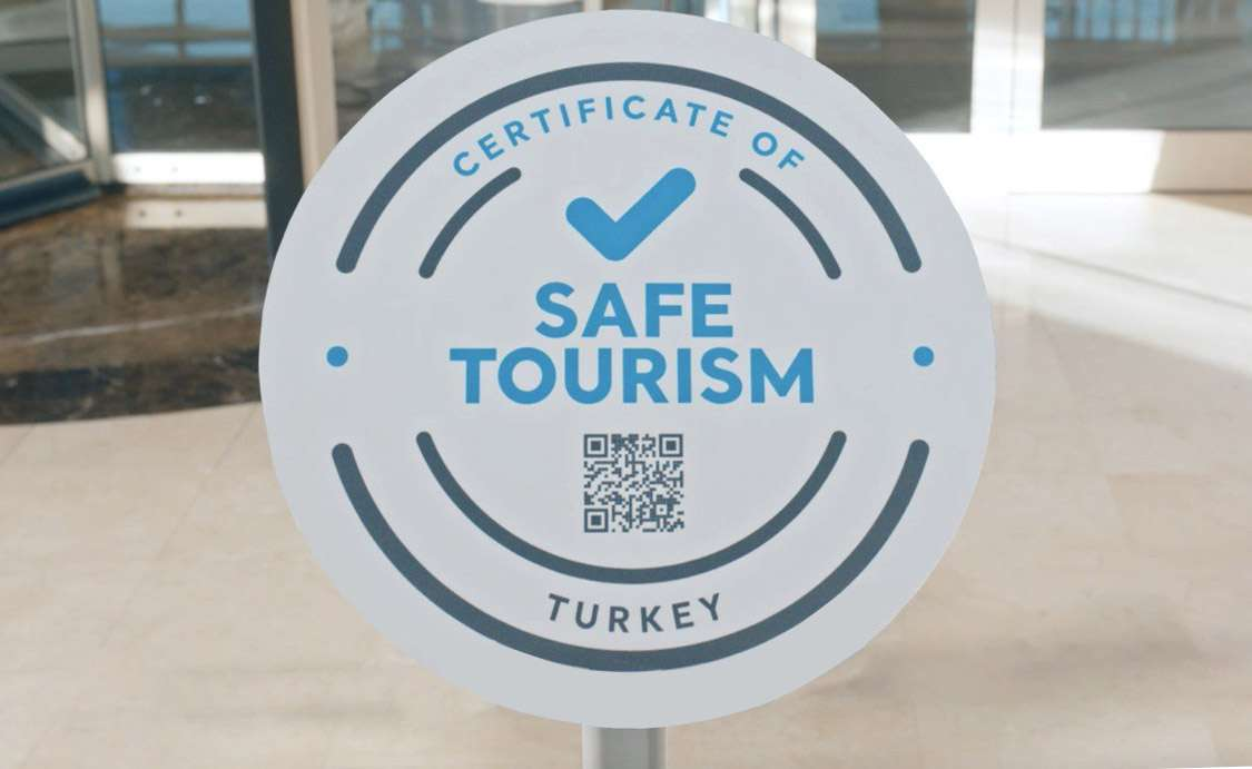 Tourism sector of Turkey receives certificates