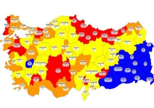 Erdoğan announced easing of quarantine measures