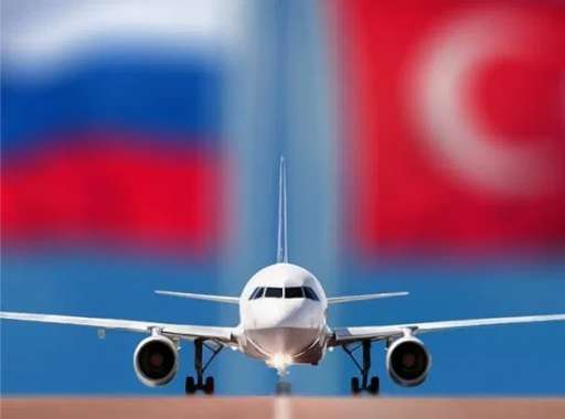 Russia cuts the number of charter flights to Turkey