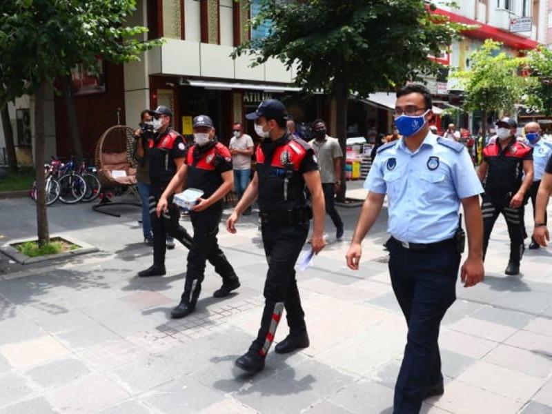 Turkey faces 4 days of tough checks