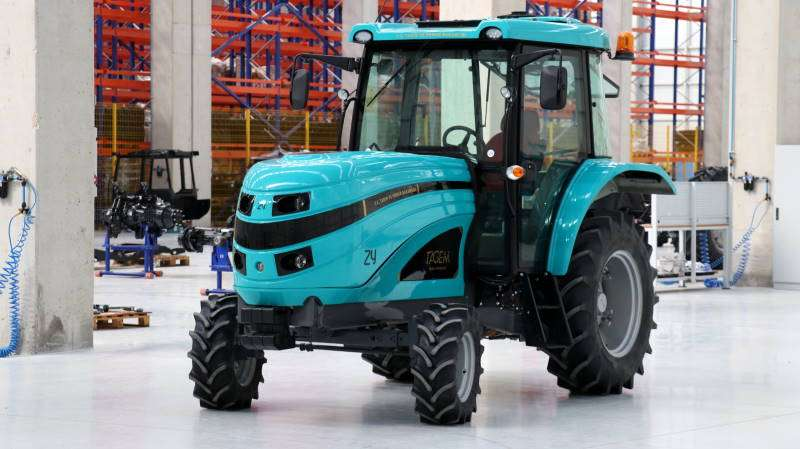 Turkish electric tractors are ready to conquer the world