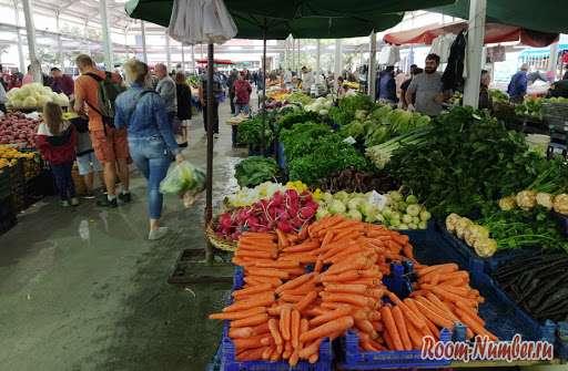 Farmers' markets will be open in Turkey on Saturdays