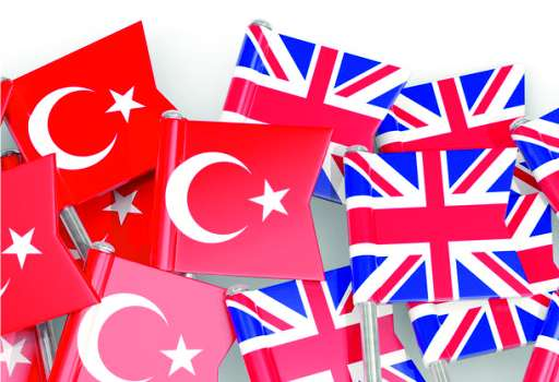 Antalya welcomed the first guests from Great Britain
