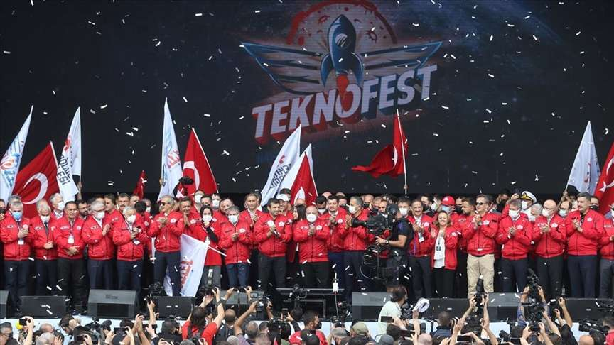 TEKNOFEST started in Istanbul