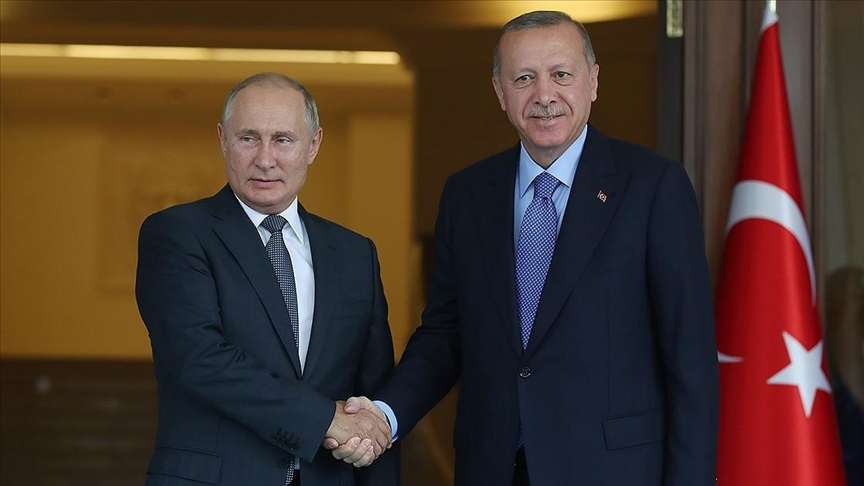 Presidents of Russia and Turkey discussed important issues by phone