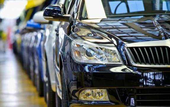 The number of foreign vehicles imported to Turkey has decreased
