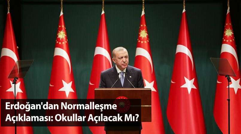 """Hela Turkiet väntar på en """"normaliseringskalender"""" och öppning av skolorna"""