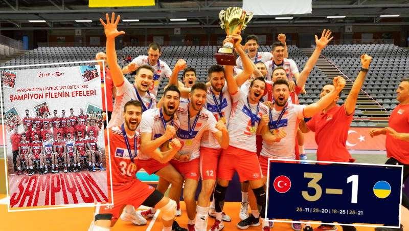 Turkey wins Euroleague Gold