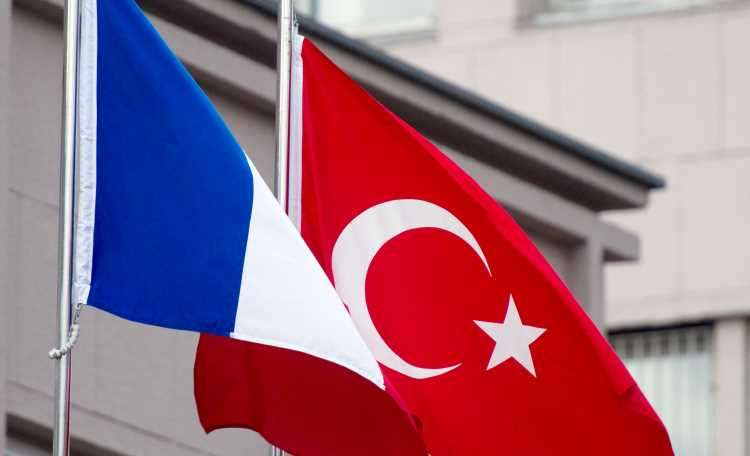 France took off Turkey from the