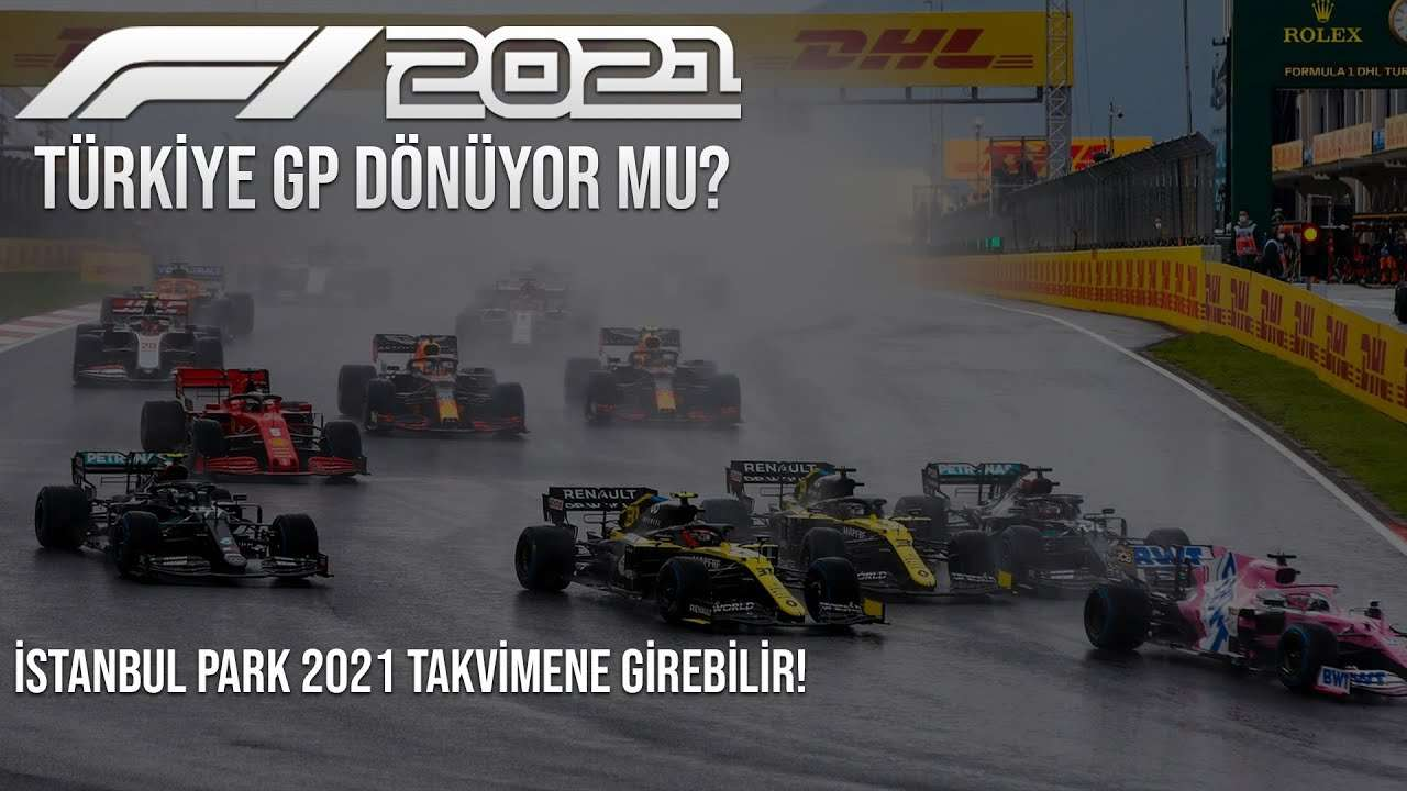 İstanbul may host Formula 1 again