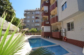 Good Priced Furnished 2+1 Apartment For Sale in Alanya Center