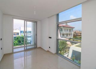 2+1 Apartment in Quality Complex Near The Sea For Sale in Kestel