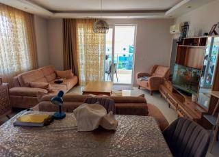 Fully Furnished 2+1 Apartment For Sale in Mahmutlar