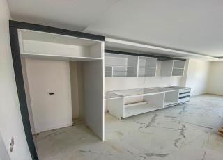 New 1+1 Apartment With Sea View For Sale in Mahmutlar
