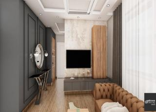 Good Priced Apartments Under Construction For Sale in Avsallar