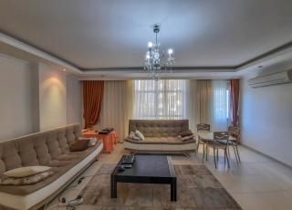 Furnished 1+1 Apartment In Quality Complex With Facilities For Sale in Avsallar