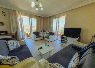 Cozy 2+1 Apartment With Stunning Views For Sale in Mahmutlar